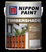 นิปปอนทิมเบอร์ เฉด NIPPON TIMBERSHADE สีทาไม้และโลหะ สูตรน้ำ ชนิดฟิล์มทึบแสงเหลือบเงา