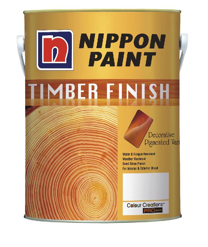 Nippon Timber Finish