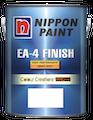 Nippon Ea-4 Finish ทนทานต่อกรด, ด่างและสารเคมี เหมาะกับงานในร่ม (ในโรงงาน, อู่รถยนต์)