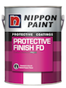 nippon paint protective finish hd