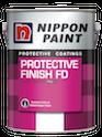 Nippon Protective Finish Fd (สีน้ำมันอเนกประสงค์สำหรับเหล็ก ที่ให้ความเงางามและทนทาน เหมาะกับงานทั่วไป)
