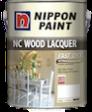 Nippon Nc Wood Lacquer / Nippon Nc Wood Lacquer Clear เคลือบไม้ แห้งเร็ว เฉดสีหลากหลายใช้งานง่าย