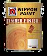 Nippon Timber Finish เคลือบไม้ โปร่งแสง แห้งเร็ว ใช้งานง่าย