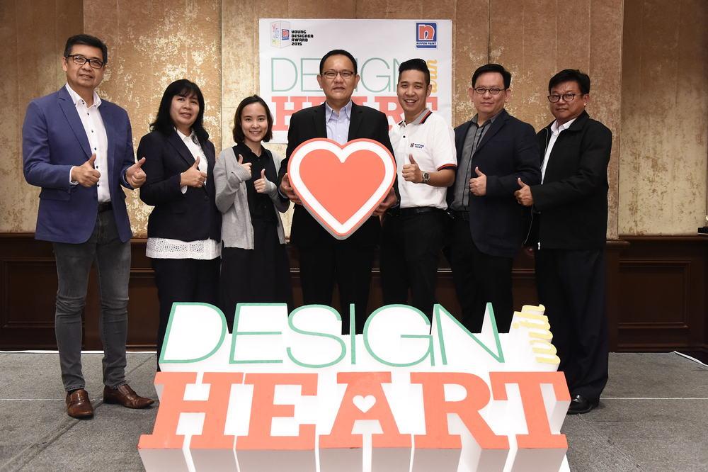Nippon Paint Thailand Young Designer Award 2015 ปิดรับสมัครเรียบร้อยแล้วได้รับการตอบรับจากนิสิตนักศึกษาส่งผลงานเข้าร่วมประกวดกันอย่างมากมาย