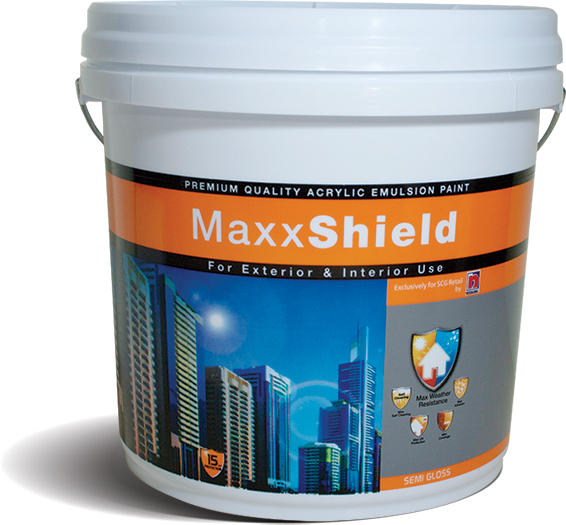 Maxx shield