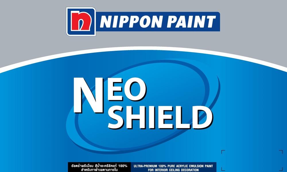 NeoShield Ceiling Paint