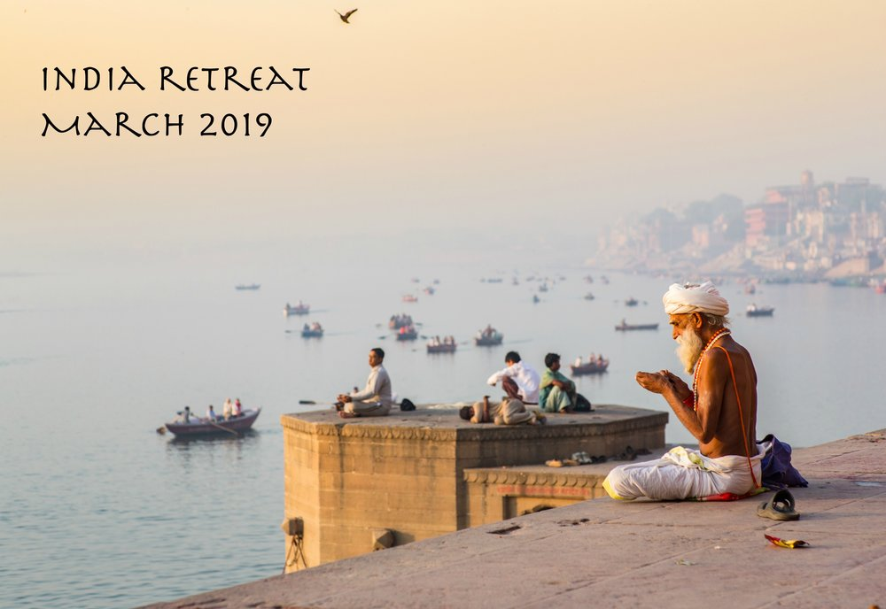 This retreat is now closed. (Fall 2019 is still open) 14 people will be enjoying the motherland during Holi, festival of Color as we visit ancient cities, temples, sites and the home of the Dali Lama.