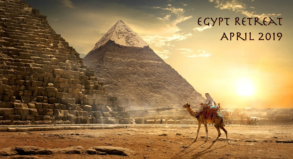 Egypt is almost full, contact Riz at Riz@rizmirza.com if you would like to attend. You will be going to Cairo, Aswan and Luxor.