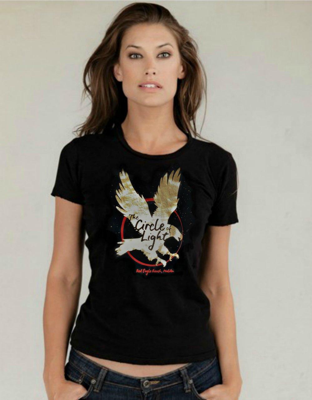 model wearing circle of light tshirt.jpg