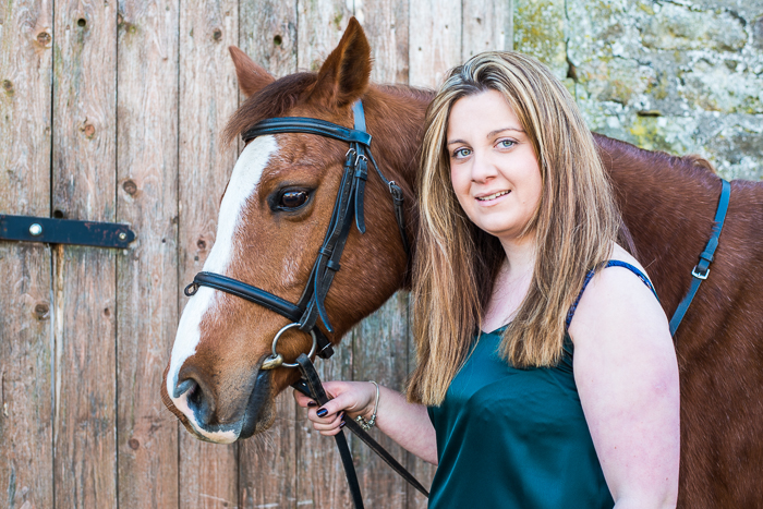 Jenny came to do a photo shoot of myself and my pony. She was both creative and very friendly - and great with checking the flash around the animals first. I loved the pictures she took! I would highly recommend Jenny and look forward to seeing more of her work - Hannah