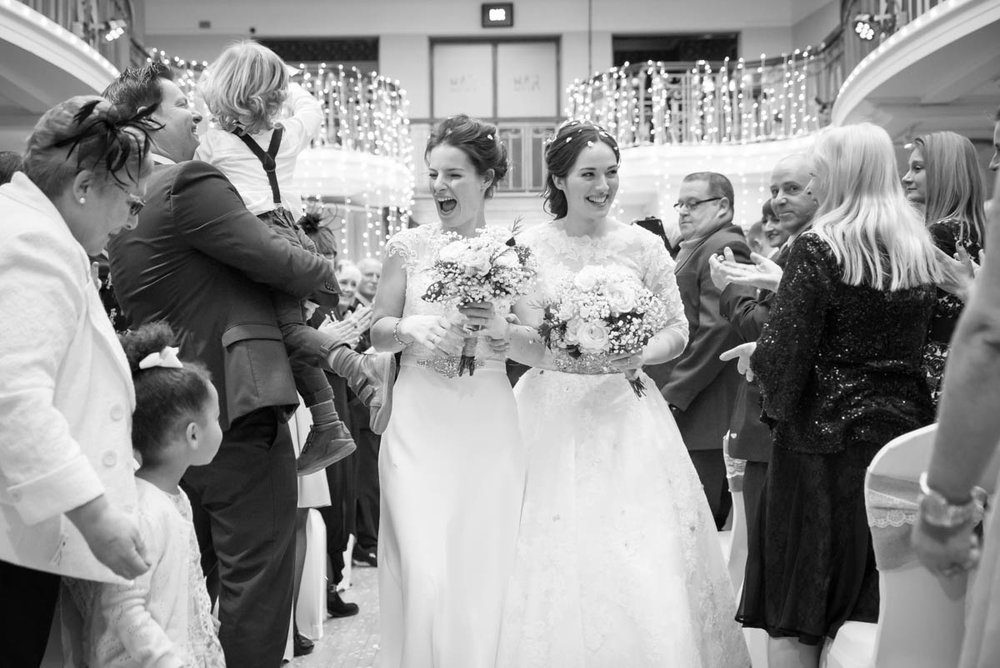 LAURA & CHARLOTTE | WEDDING