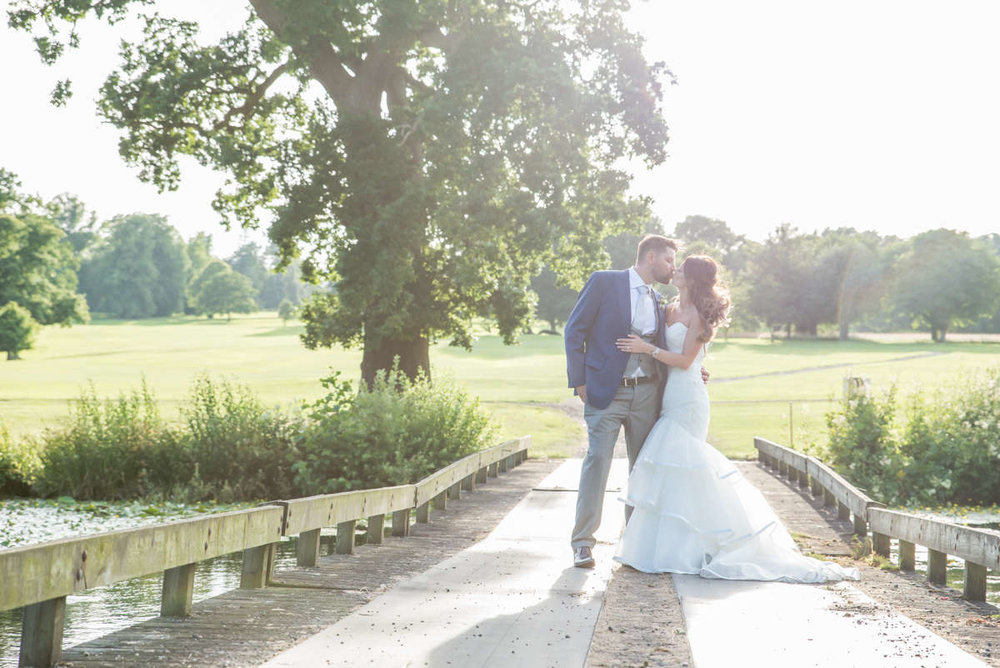 Ashleigh & Graeme - Rudding Park wedding