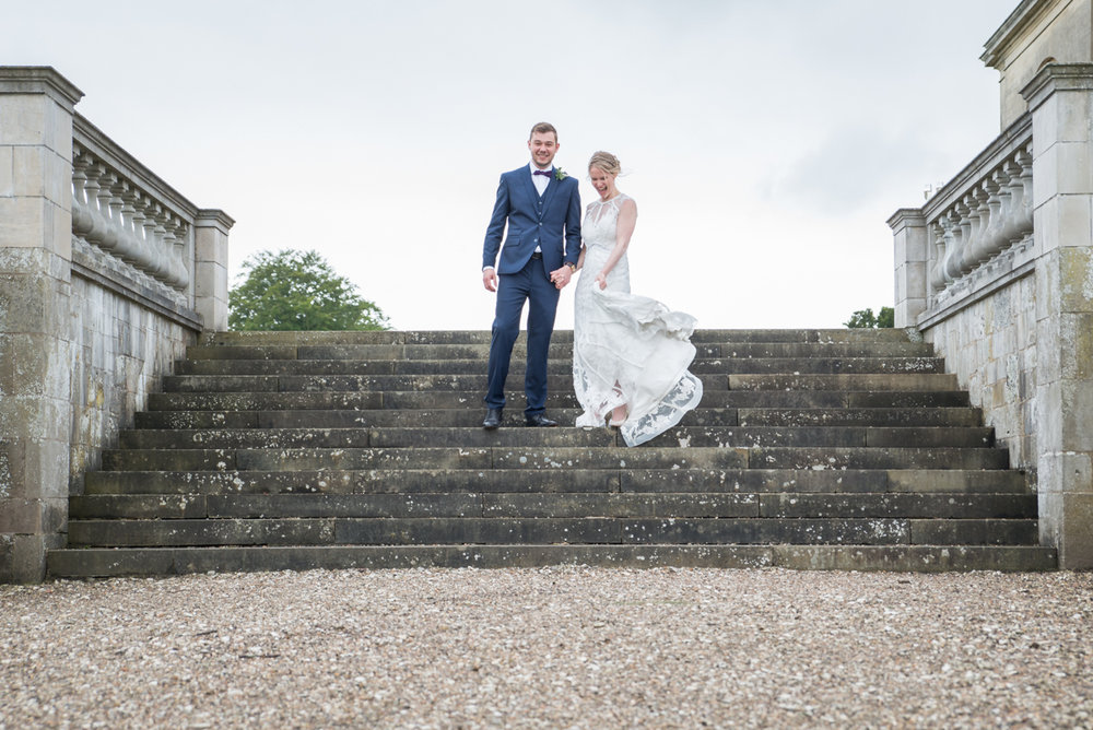 Em & Ed - Sledmere House wedding