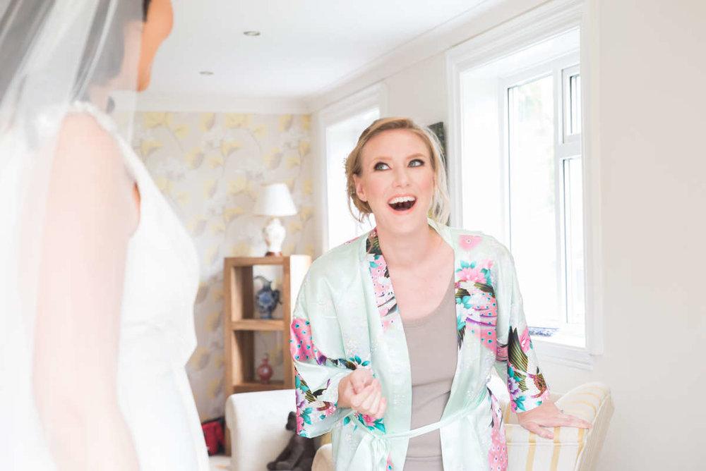 Yorkshire wedding photographer | Deighton Lodge