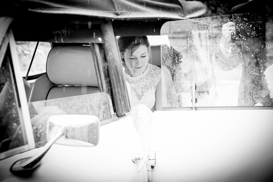 Rainy Weddings -