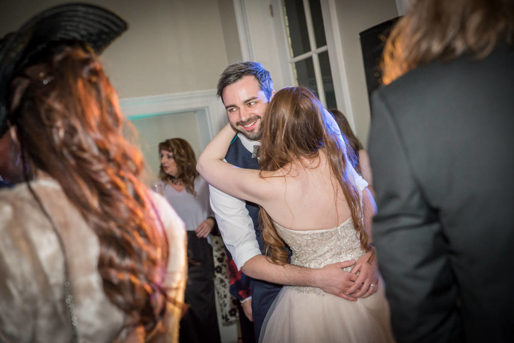 Yorkshire wedding photographer - Saltmarshe Hall wedding - Amber & Adam  (160 of 170).jpg