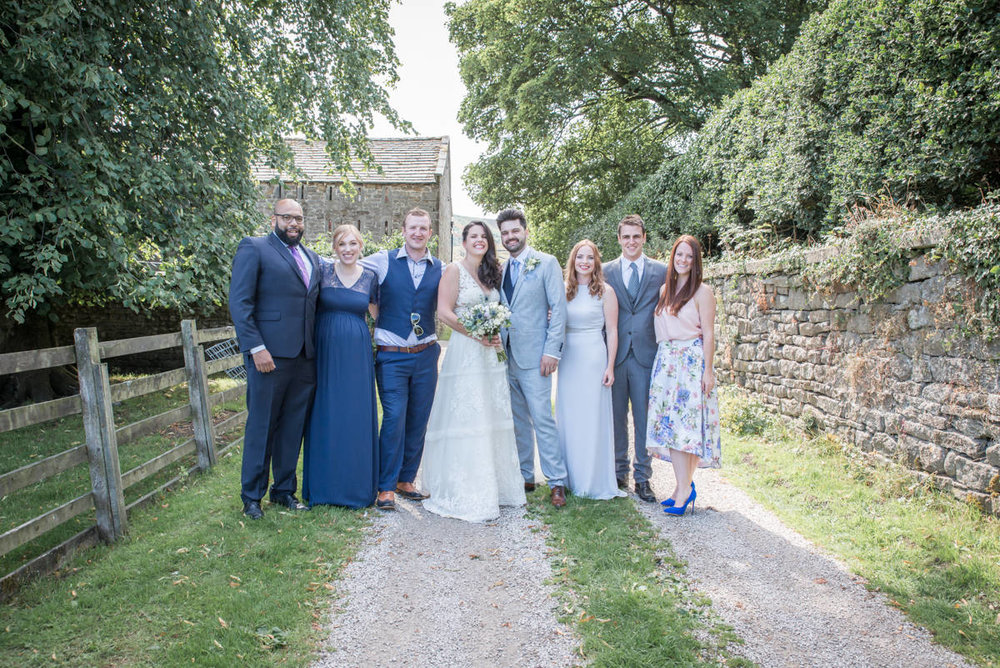 Yorkshire wedding photographer - Burnsall Devonshire Fell wedding - Katy & Marc (110 of 168).jpg