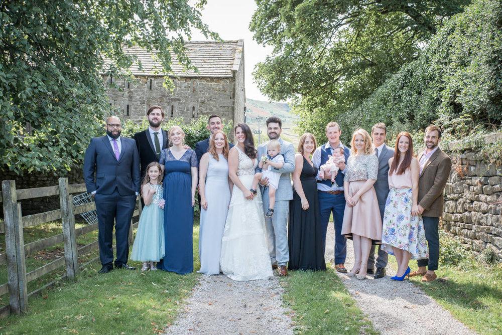 Yorkshire wedding photographer - Burnsall Devonshire Fell wedding - Katy & Marc (113 of 168).jpg