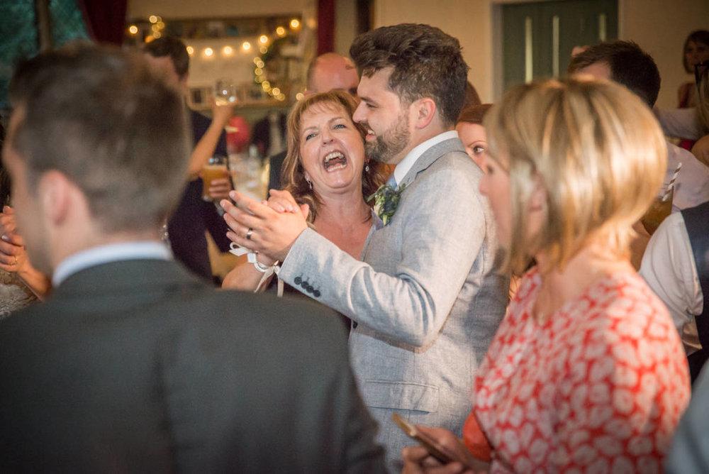 Yorkshire wedding photographer - Burnsall Devonshire Fell wedding - Katy & Marc (163 of 168).jpg