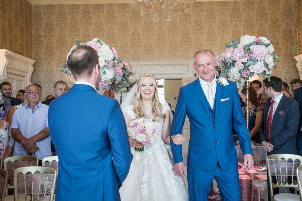 yorkshire wedding photographer - yorkshire wedding photography - wedding ceremonies - saltmarshe hall (1 of 6).jpg