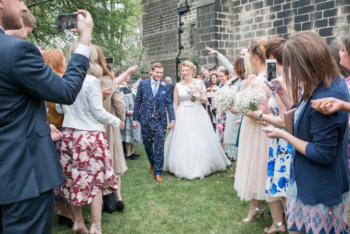 yorkshire wedding photographer - yorkshire wedding photography - wedding confetti photography (1 of 2)-2.jpg