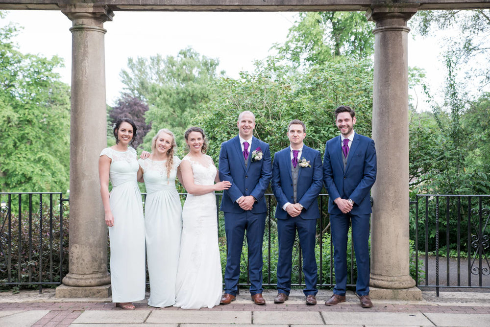 Yorkshire Wedding Photographer - Natural Wedding Photography - Harrogate Sun Pavilion Wedding Photographer (170 of 188).jpg