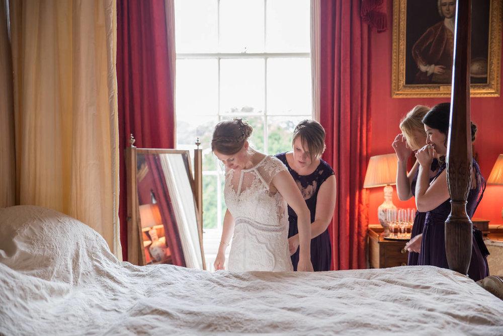 Yorkshire Wedding Photographer - Natural Wedding Photography - Sledmere House Wedding Photographer (12 of 126).jpg