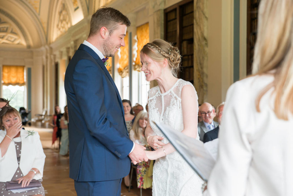 Yorkshire Wedding Photographer - Natural Wedding Photography - Sledmere House Wedding Photographer (42 of 126).jpg