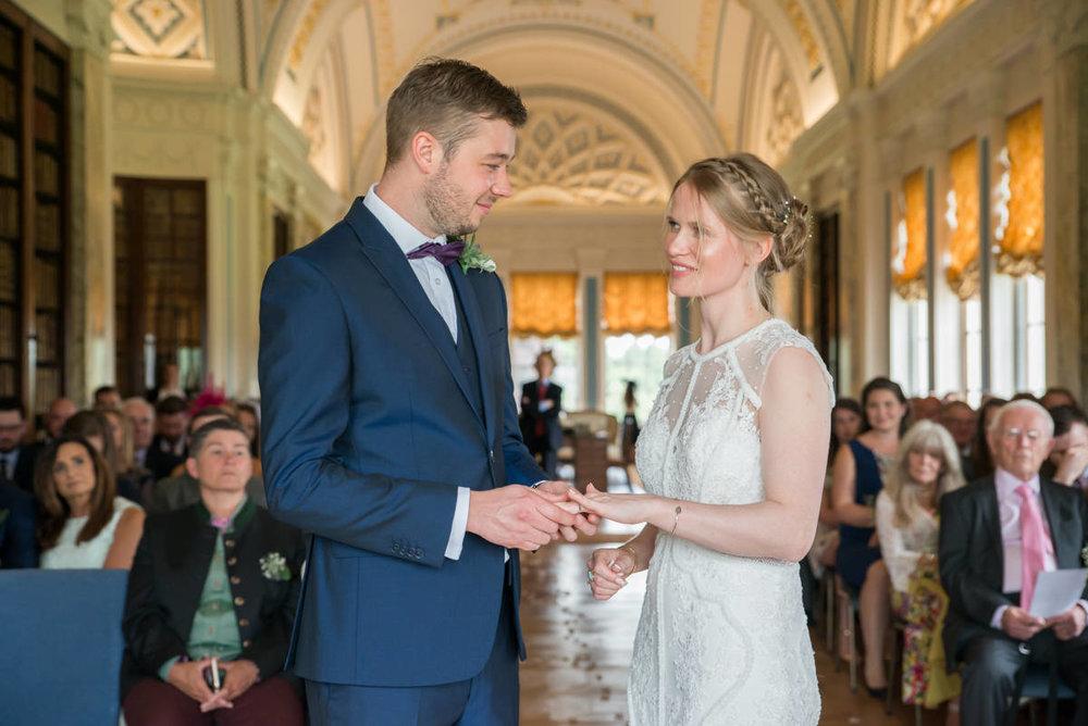 Yorkshire Wedding Photographer - Natural Wedding Photography - Sledmere House Wedding Photographer (47 of 126).jpg