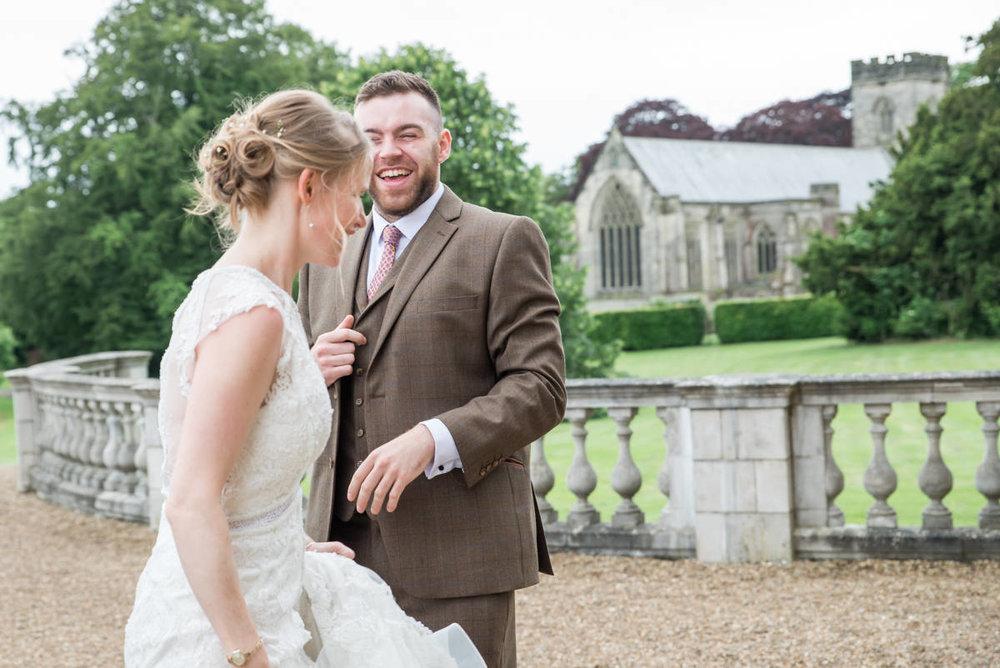 Yorkshire Wedding Photographer - Natural Wedding Photography - Sledmere House Wedding Photographer (70 of 126).jpg