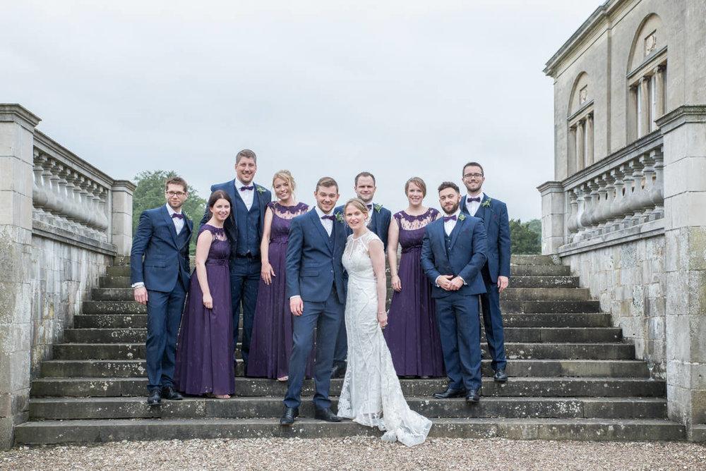 Yorkshire Wedding Photographer - Natural Wedding Photography - Sledmere House Wedding Photographer (73 of 126).jpg