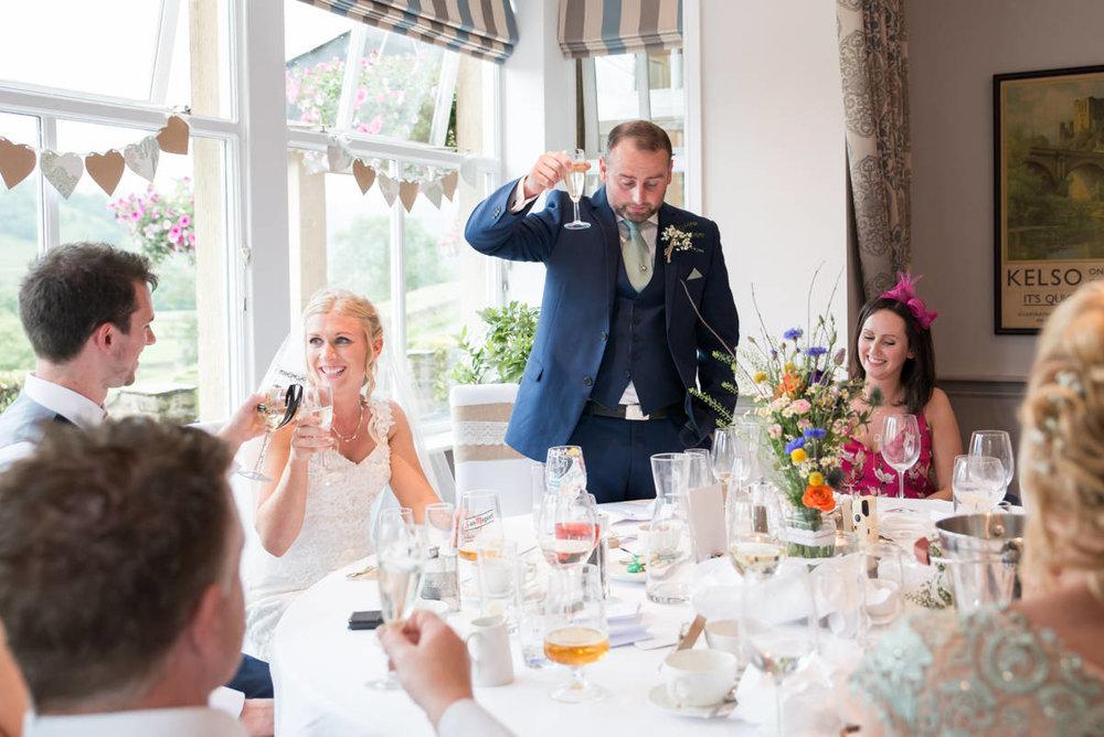Yorkshire Wedding Photographer - Natural Wedding Photography - Devonshire Fell Wedding Photographer (138 of 145).jpg
