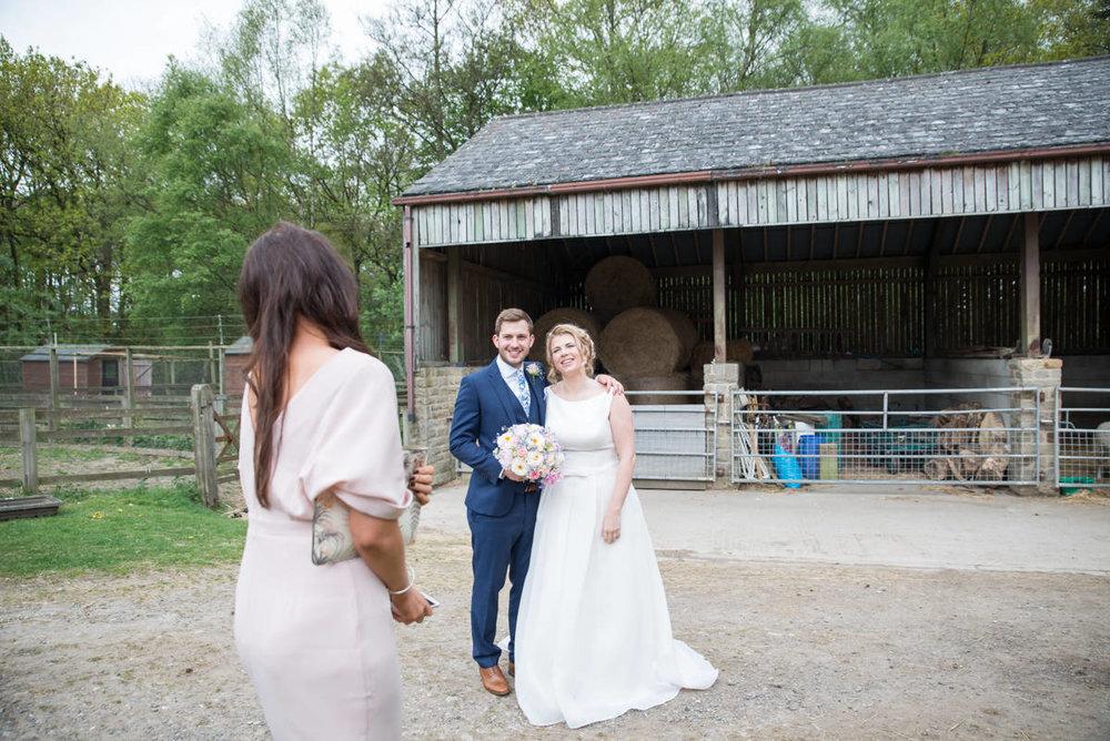 Yorkshire Wedding Photographer - Natural Wedding Photography - Lineham Farm Wedding Photographer (101 of 219).jpg
