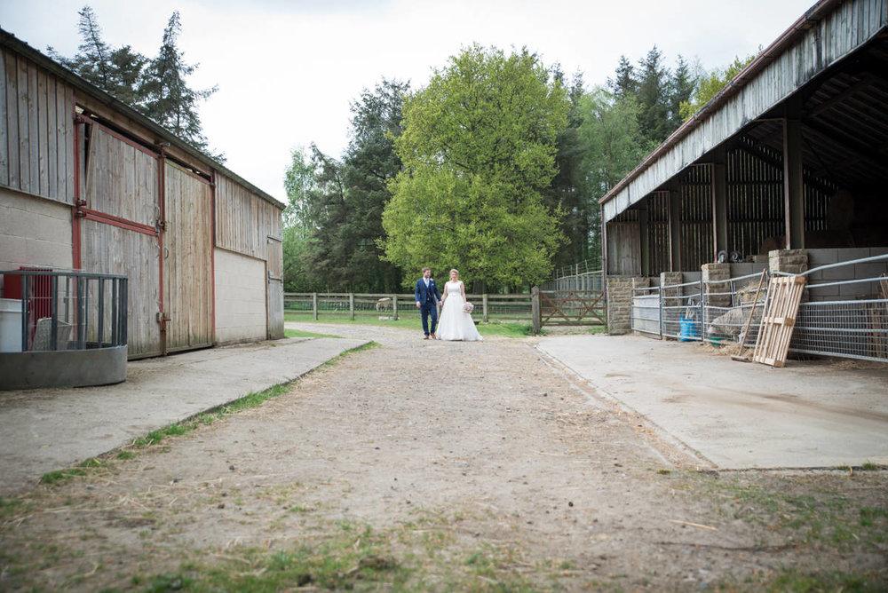 Yorkshire Wedding Photographer - Natural Wedding Photography - Lineham Farm Wedding Photographer (103 of 219).jpg