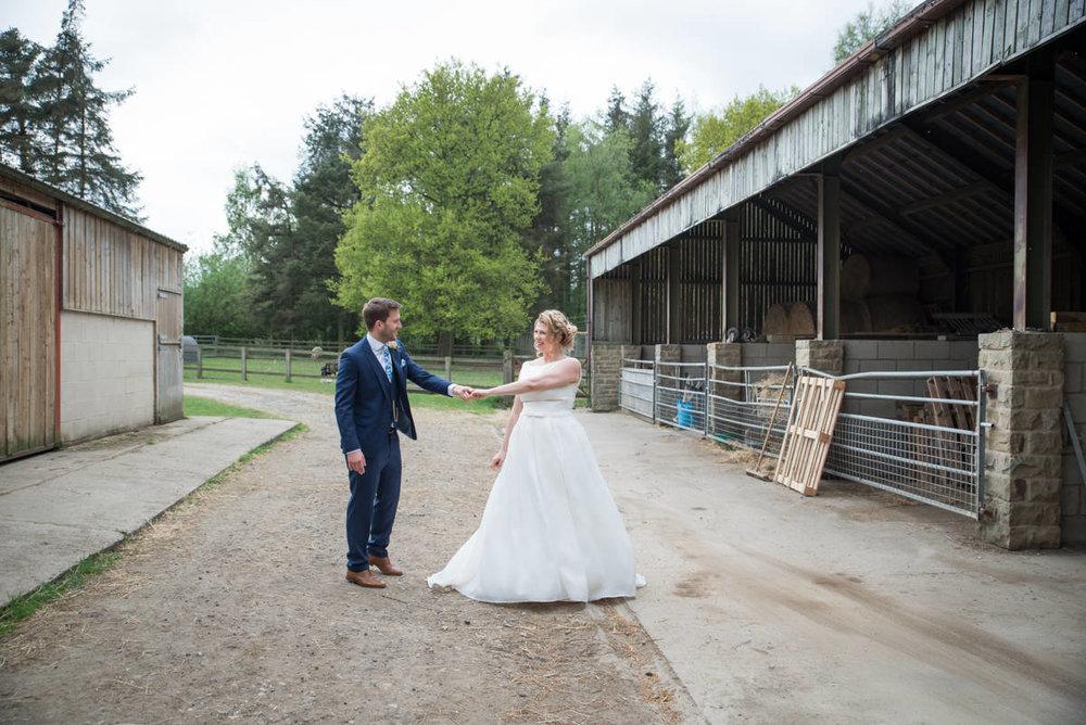 Yorkshire Wedding Photographer - Natural Wedding Photography - Lineham Farm Wedding Photographer (105 of 219).jpg