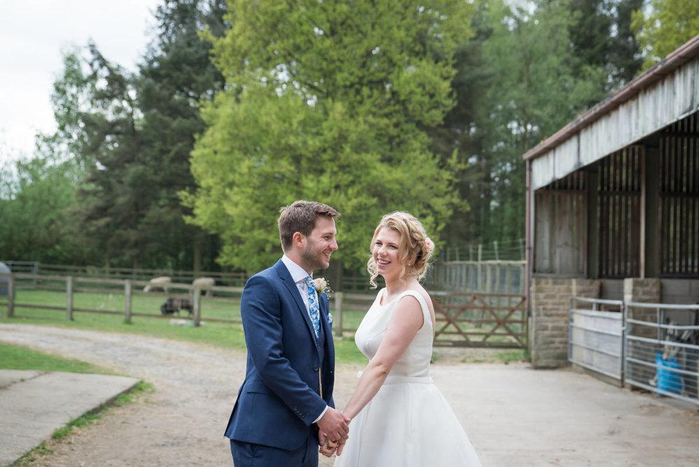 Yorkshire Wedding Photographer - Natural Wedding Photography - Lineham Farm Wedding Photographer (107 of 219).jpg