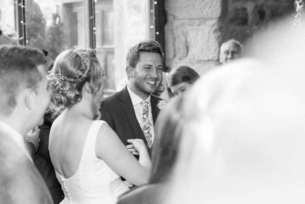 Yorkshire Wedding Photographer - Natural Wedding Photography - Lineham Farm Wedding Photographer (158 of 219).jpg