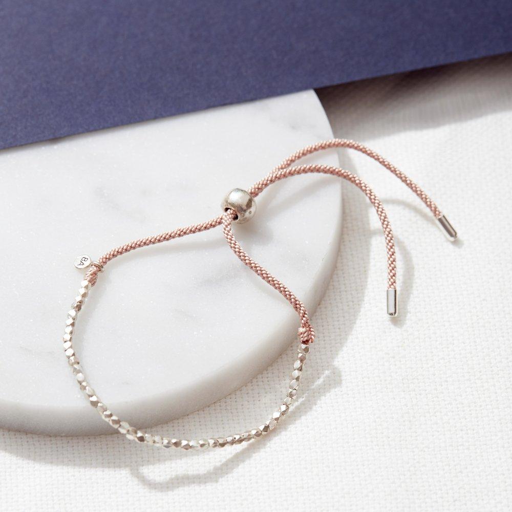 bare-atlantic-sterling-silver-pale-pink-silk-bracelet