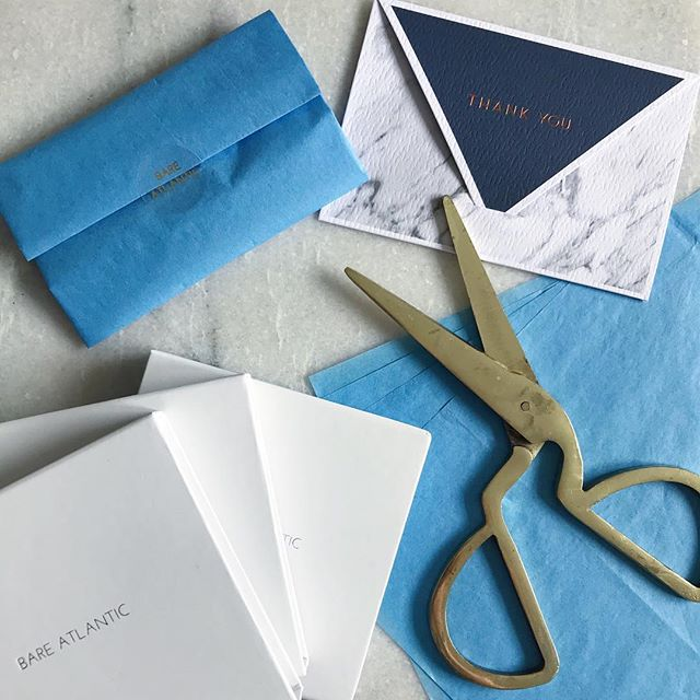 A re-stock of bracelets about to wing their way to a lovely stockist in West Wales. Wish I was going with them! 🌊  For any wholesale enquiries drop me a line: orders@bareatlantic.co.uk
