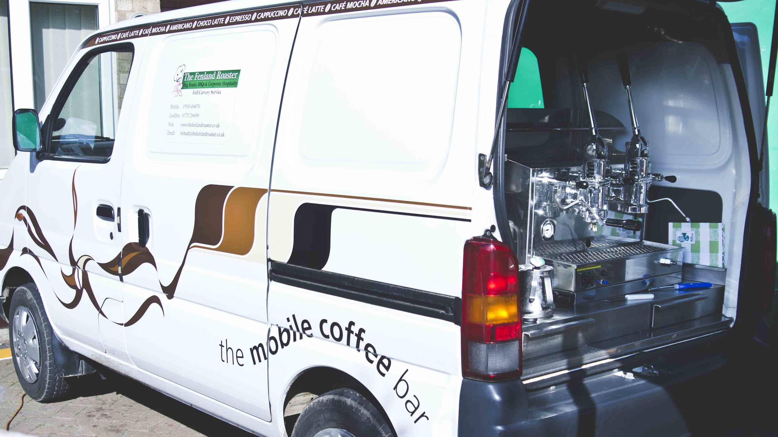 Coffee Van-5