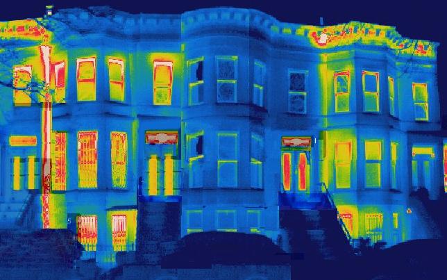 Window Performance Exposed: 15 degree F winter night.