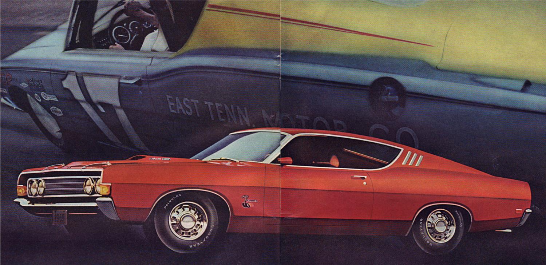 Ford Muscle Cars Texoma Classics Classic Vehicle Restorations 1969 Fairlane Cobra
