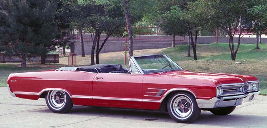 1965 Buick Wildcat.