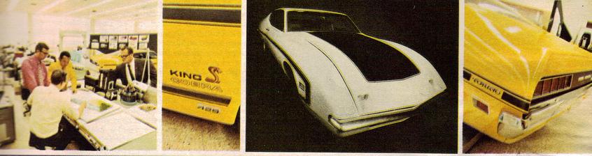 Advertisement for the Torino King Cobra.