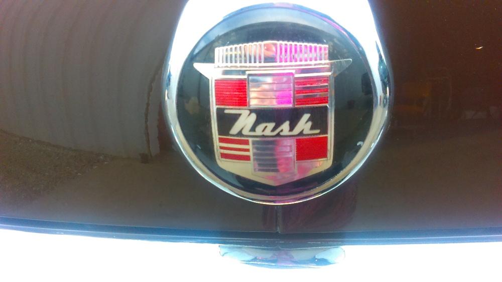 1951 Nash Statesman