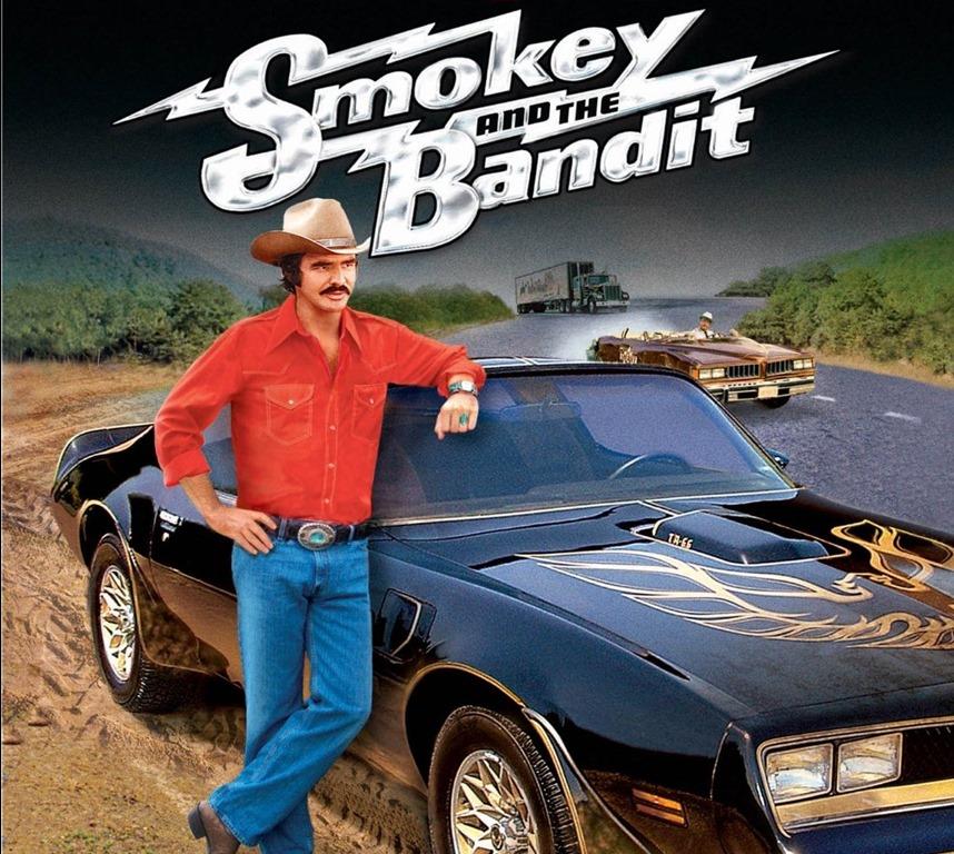 Smokey and the Bandit ad