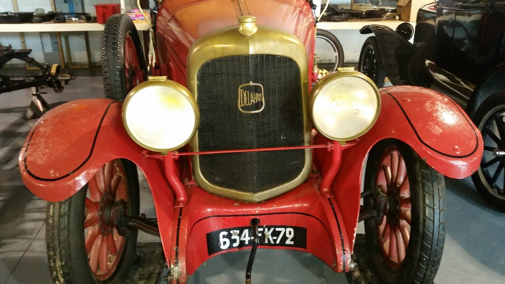 1924 Delahaye Fire Engine