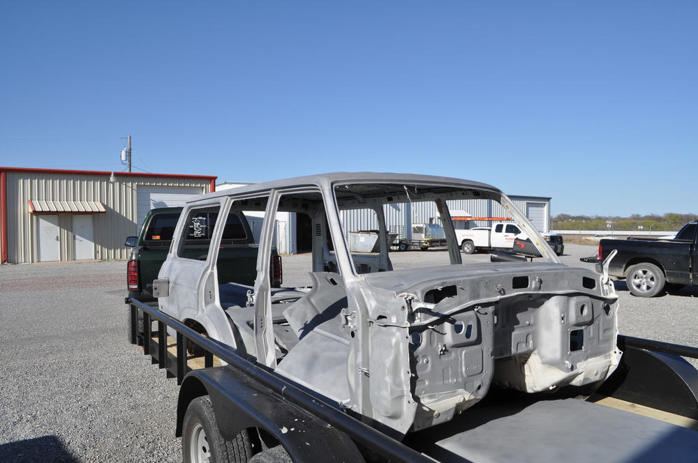 1989 Land Cruiser LS3 Conversion