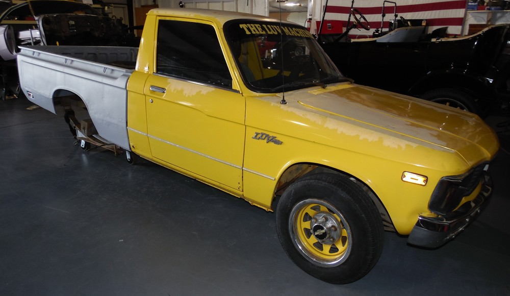 1974 Chevy Luv