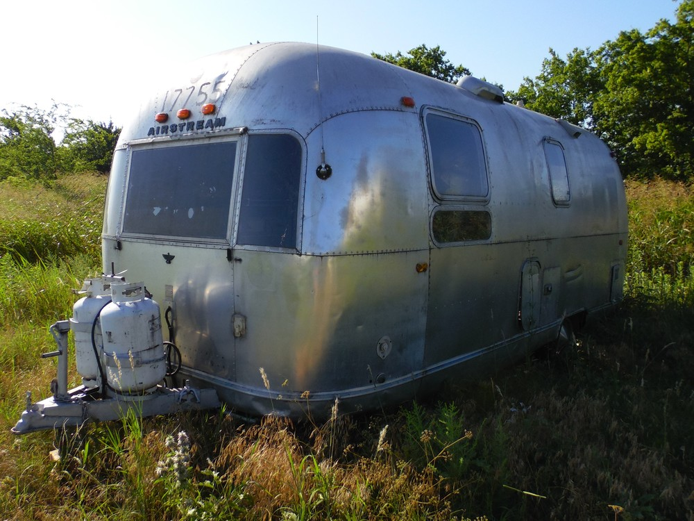 1968 22' Airstream Trailer